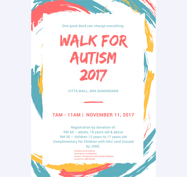 Walk for Autism 2017