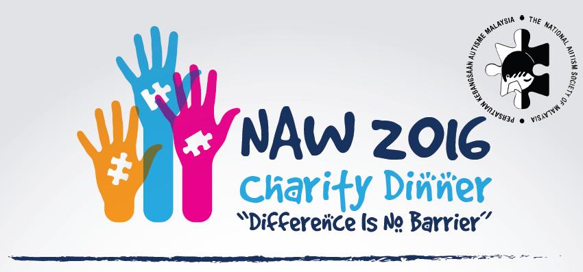 NAW Charity Dinner